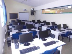 Aula Multimediale Istituto Paribeni di Mentana (RM)