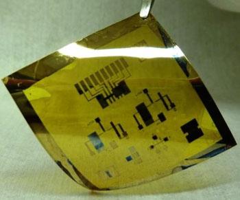 Circuiti flessibili più sottili della carta